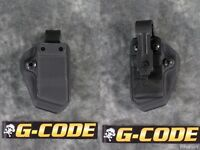 G-code S&w M&p Shield 9 40 Iwb Single Magazine Mag Clip Carrier Holster