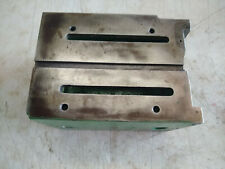 Atlas 7b Metal Shaper Milling Machine Work Table Knee S7 6