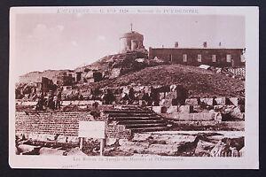 Tarjeta-Postal-Antigua-CPA-Cima-Del-Puy-De-Dome