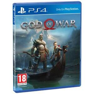 SONY PS4 - God Of War