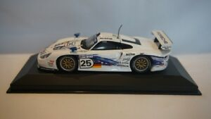 Minichamps Porsche 911 Gt 1 Le Mans 1997 Ag Stuck / Bolt / Cloud # 25 01:43 4012138024274