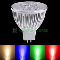4W 12V Low Power MR16 LED Light Energy Saving Ultra Bright Globe Bulb Spot Lamp
