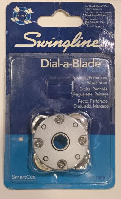 Swingline SmartCut Wave//Straight//Score 3-in-1 Trimmer Replacement Dial 1312WBA