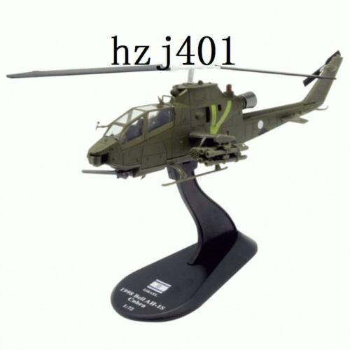BOXED 1//72 AMERCOM DIECAST BELL AH-1S COBRA Military Helicopter metal diecast
