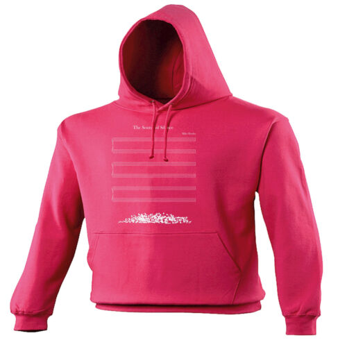 The Sound Of Silence Musical Notes HOODIE  Musician Hoody Funny Gift Birthday
