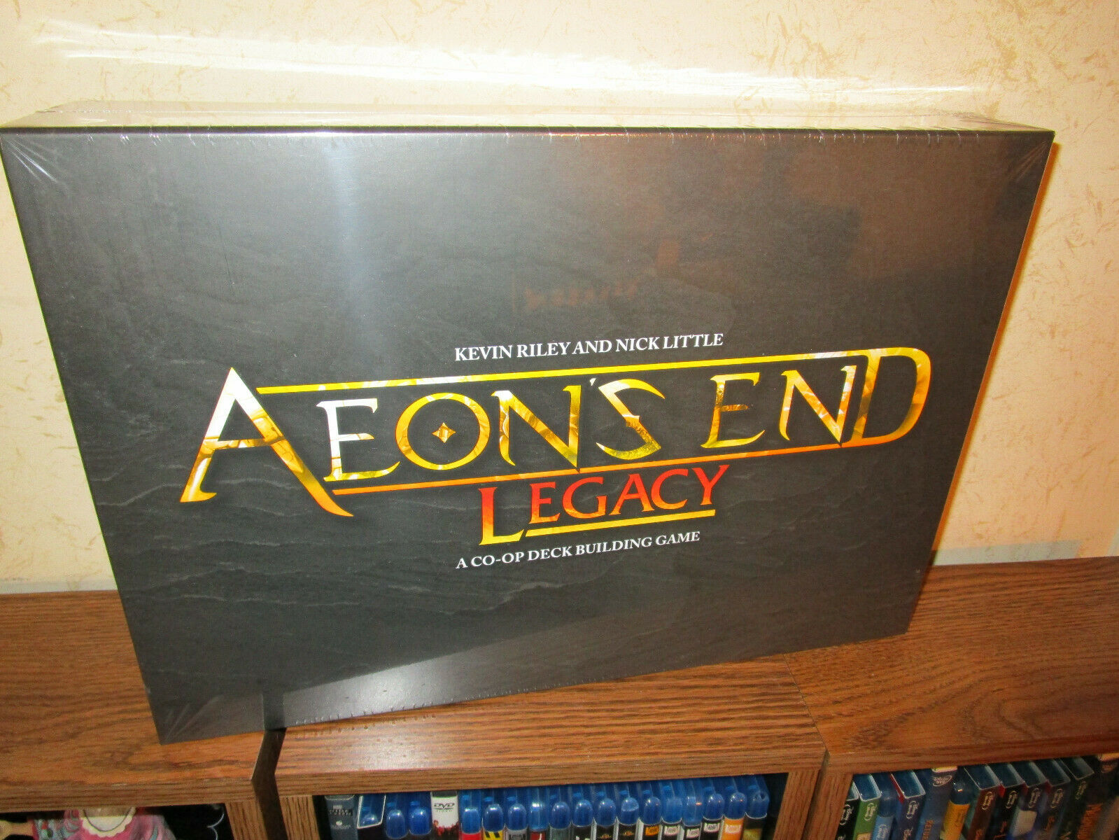 Action Phase Games- Aeon's End Legacy Retail Edition