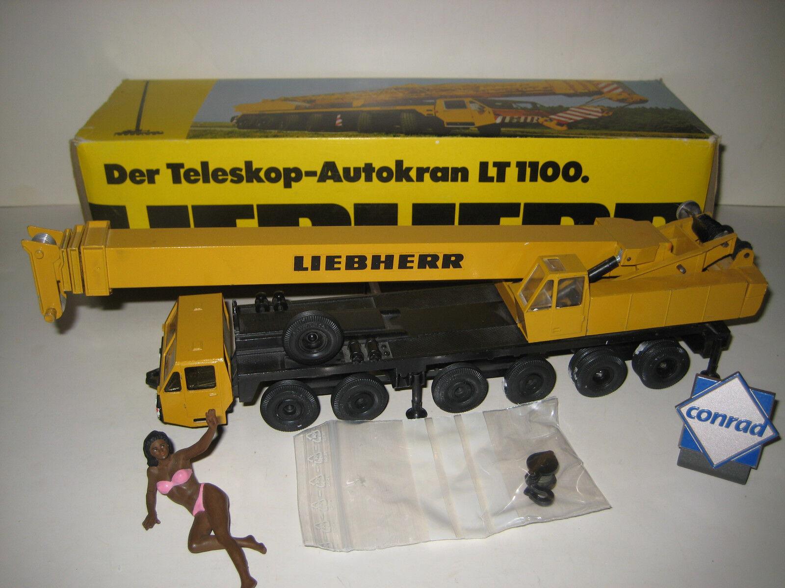Liebherr LT 1100 AUTO GRU  2072.1 GESCHA 1 50 OVP