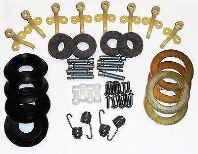 Pivot LH inner 63-67 Corvette headlight Licensed GM# 3845791 headlamp support