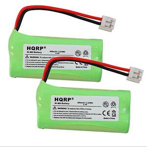 2-Pack-HQRP-Battery-for-VTech-DECT-6-0-Cordless-Telephones-BT183348-BT283348