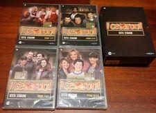 4 DVD I CESARONI STAGIONE 6 SESTA SERIE TV IN COFANETTO NUOVO SIGILLATO