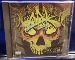 Anybody Killa - War Chief Sessions CD ABK rare crazy klan insane clown posse icp