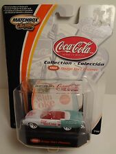 Dodge Dart Phoenix 1960 Ice Cold COCA COLA Matchbox Real Rubber Tires! NiCe!