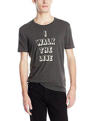NWT$39 White Smokey Bear Grand Forest Cotton Tee Lucky Brand Men/'s XXL
