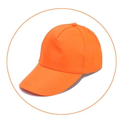 Summer Unisex Adjustable Baseball Cap Multicolor Hip Hop Hats Outdoor Hot Sale