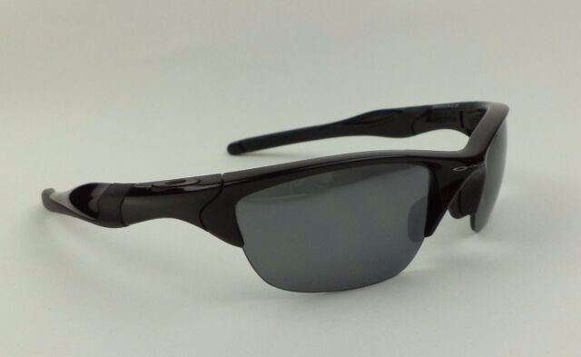 94600bca7ce Oakley Half Jacket 2.0 Polarized Polished Black Iridium Sunglasses ...