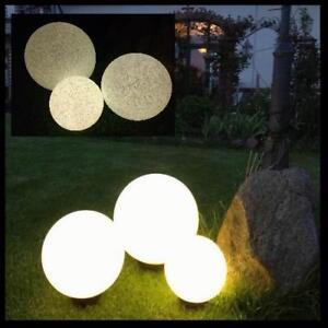 Gartenkugel Kugelleuchte Xxl 30 40 50 Lichtkugel Kugellampe Leuchte
