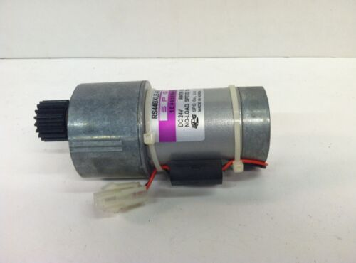 SPG RS44BXLE-A01 24VDC Electronic Motor Ratio 65.5:1