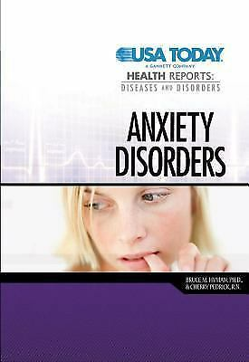 Fiction books about anxiety disorders