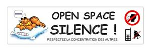 Sticker-signaletique-plastifie-OPEN-SPACE-29cm-x-8cm