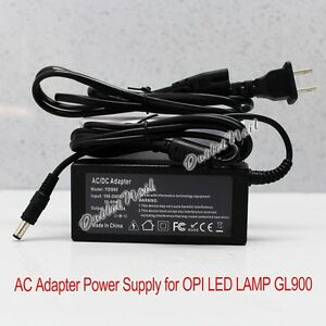 Adapter For Opi Studio Led Light Gl900 Gel Lamp Dryer 100
