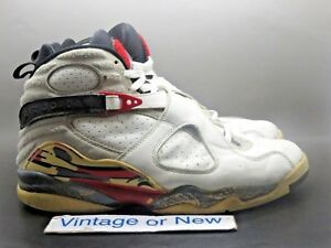 reputable site 26a71 4336d Image is loading VTG-Air-Jordan-VIII-8-Bugs-Bunny-Retro-