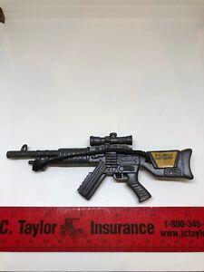 """Gi Joe Gun For 12"""" Figurine Arme Accessoire Pistolet échelle 1/6 1:6 21st-afficher Le Titre D'origine"""