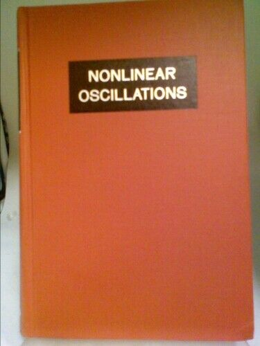 Non Linear Oscillation by Nicholas Minorsky