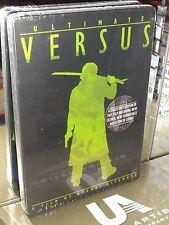 Ultimate Versus Tin Edition (DVD) 3-Disc Set! Ryuhei Kitamura, Tak Sakaguchi NEW