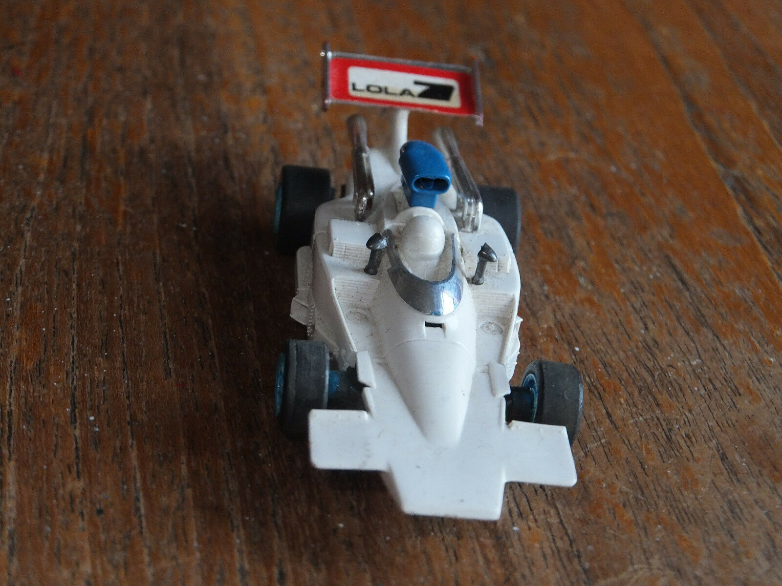 Rare Aurora Lola F1 SUPERBE G-Plus Chassis Chassis Chassis AFX voiture Ho TOMY Tyco Faller b2752a