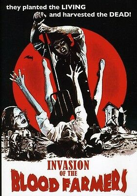 Invasion of the Blood Farmers (2011, DVD NEW)