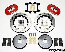 "Wilwood Superlite 6R Front Big Brake Kit Fits 2009-2013 Nissan 370Z,13""Rotors ^"