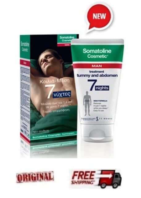 SOMATOLINE COSMETIC - TUMM +ABDOMEN INTENSIVE SLIMMING 7 NIGHTS FOR MEN 150ml