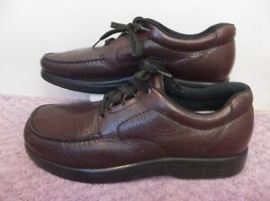 8c0aa18c82 SAS Men Shoes Bout Time Burgundy 13 M Wore Once Inside | eBay