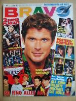 BRAVO 41- 2.10. 1991 (2) Hasselhoff Donnie Wahlberg Edberg XXL:Costner Scorpions