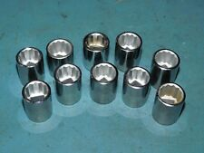 Lot of 10-18 mm NEW Shallow Socket 3//8  drive 6 pt  USA Wilde Witco Tools