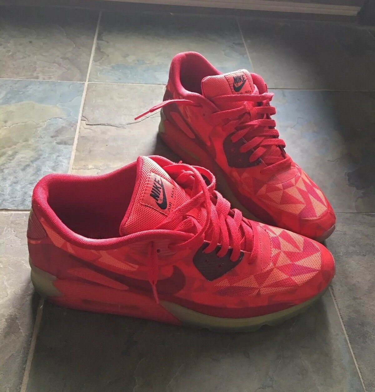 Air Nike 90 Max Red Ice 18b04tndk22389 Athletic Shoes