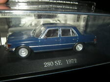 1:43 Ixo mercedes-benz 280 se w116 1972 azul/Blue VP