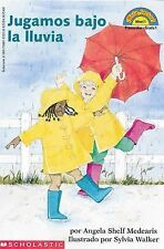 We Play On A Rainy Day (Coleccion Hola, Lector: Level 1) (Spanish Edition)