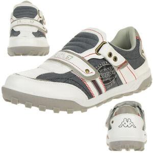 Neue Artikel für den Herbst Herren Schuhe blau Kappa Sneaker