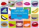 """Let's Talk! Fotokarten """"Tiere"""" (2016, unbekannt)"""