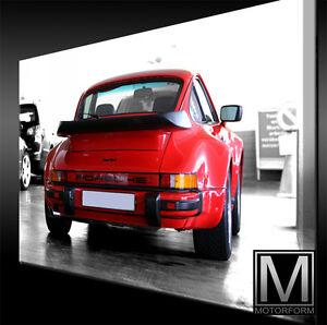 Poster & Bilder Porsche 911 Targa 2.4 Bild Canvas Art Kunstdruck Echtes Leinwandbild Artwork Top Automobilia