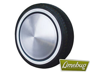 White-Wall-Stripe-Toppers-Tyres-4x-15-Whitebands-Wheel-Set-Camper-Beetle-T1-T2
