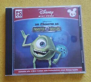 PC-Spiel / Disney/ Disney Pixar/ die Monster AG/ Monster Bowling - <span itemprop=availableAtOrFrom>Hemer, Deutschland</span> - PC-Spiel / Disney/ Disney Pixar/ die Monster AG/ Monster Bowling - Hemer, Deutschland