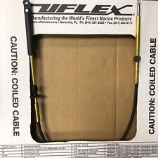 JOHNSON EVINRUDE OMC CONTROL CABLE UFLEX C14 SHIFT THROTTLE CABLE 7FT C14X07