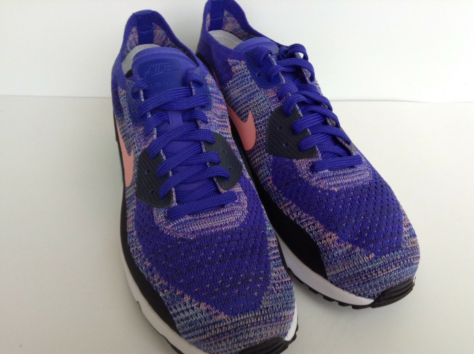 best-selling model of the brand NIKE AIR MAX 90 ULTRA 2.0 FLYKNIT ID Price reduction MULTI COLOR  Price reduction