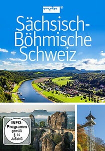 DVD-Saxon-Bohemian-Switzerland-by-MDR-Fabulous-Holiday-with-the-Car