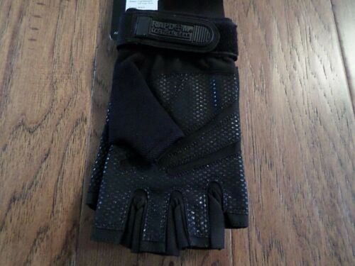 Half Finger Lightweight Tactical Shooters Gloves Patrol Military Specs Padded