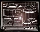 K.A.R.R. Prototype Photo 8x10 - Ebay Exclusive Variant Ltd. to 25!