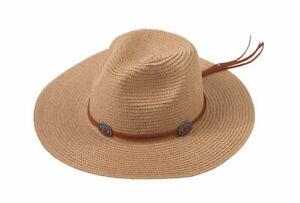 Unisex-Summer-Trilby-Fedora-Cap-Panama-Beach-Straw-Sun-Hat-With-Decorative-Band