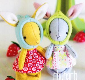 PATTERN-Rhubarb-cute-wool-felt-rabbit-softie-toy-PATTERN-May-Blossom